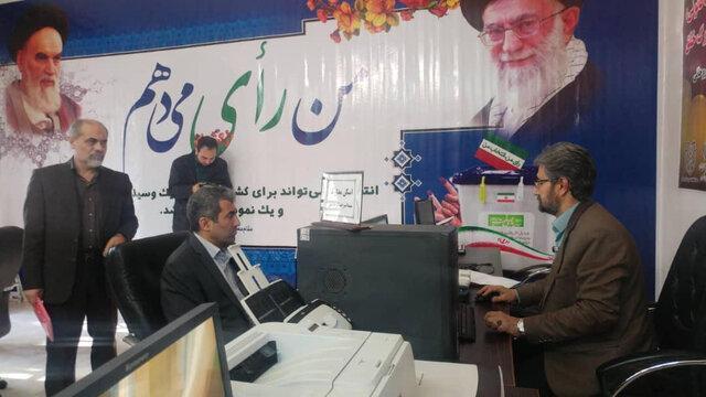پورابراهیمی وارد کارزار انتخابات مجلس شد