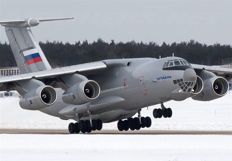 هواپیماهای نظامی روس ها را از چین خارج می نمایند