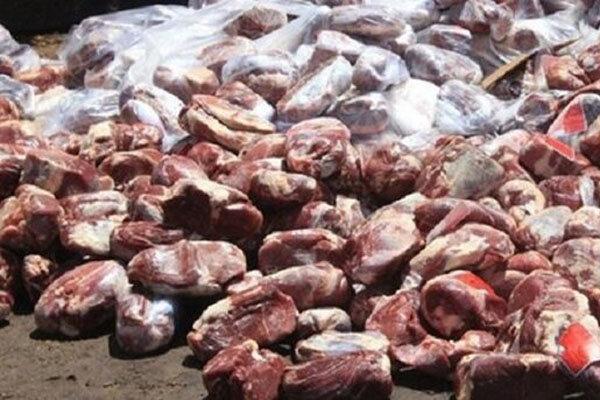 کشف گوشت قرمز غیر قابل مصرف از رستوران های تاکستان