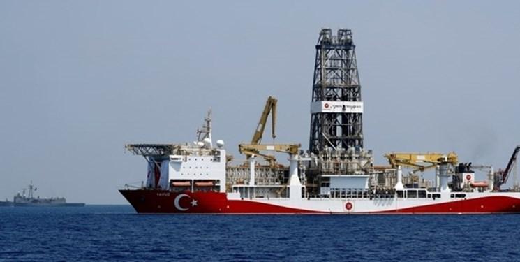 اتهام زنی مجدد قبرس به ترکیه بابت عملیات حفاری گازی