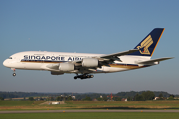 چگونه شرکت هواپیمایی سنگاپور به شهرت و اعتبار رسید؟
