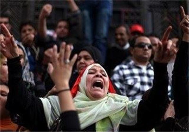 گسترش نافرمانی مدنی در شهر قاهره