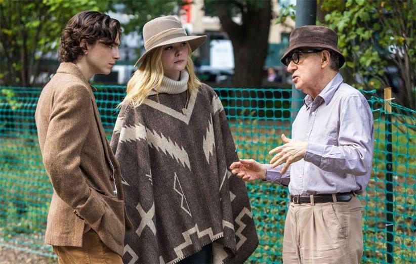 نقد فیلم یک روز بارانی در نیویورک؛ وودی آلن به خانه می رود