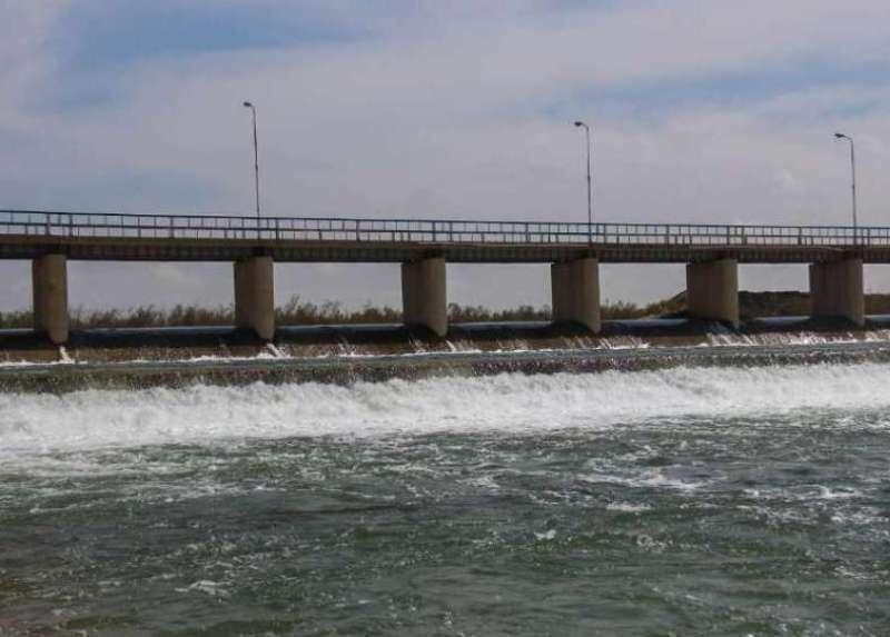 خبرنگاران رهاسازی آب سدها در استان گلستان
