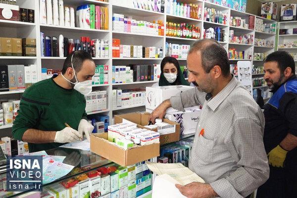 داروخانه های کشور امکان نسخه پیچی غیرحضوری را ندارند