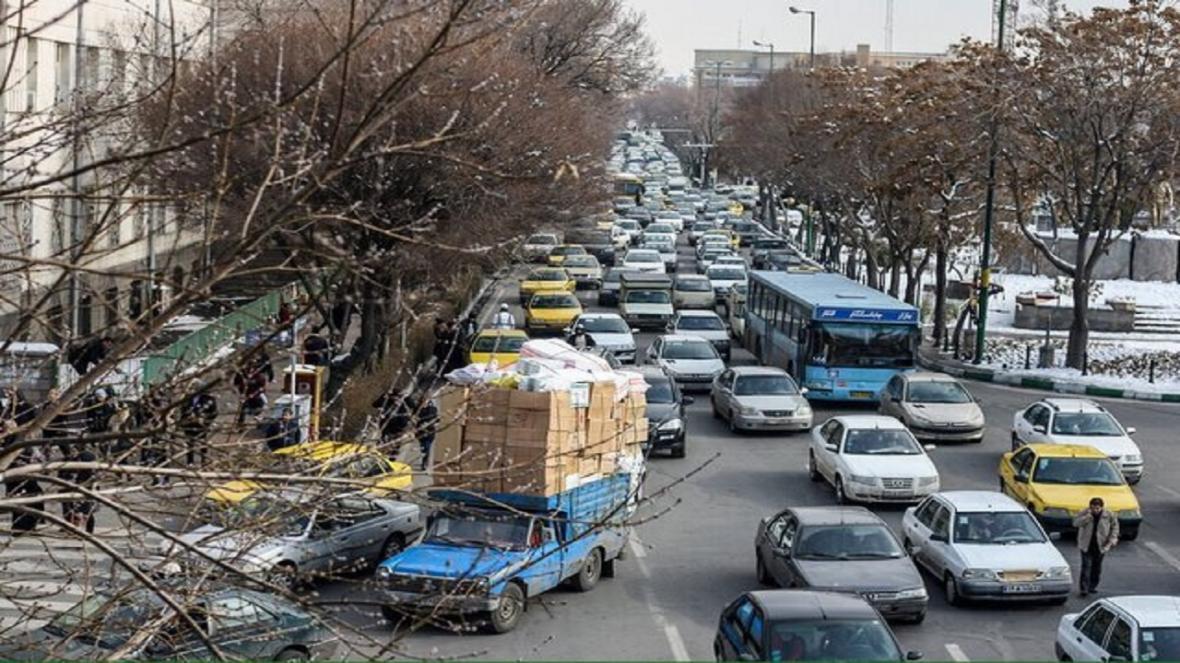 پویش من، کرونا و ترافیک در تبریز شروع شد