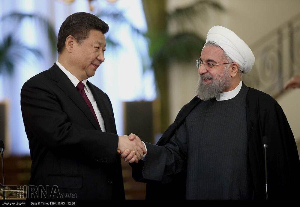 پیغام شی جین پینگ به روحانی درباره کرونا: چین و ایران دارای روابط استراتژیک جامع هستند