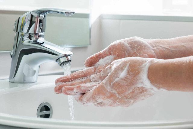 روشی برای یادآوری شستن دستها جهت جلوگیری از کرونا