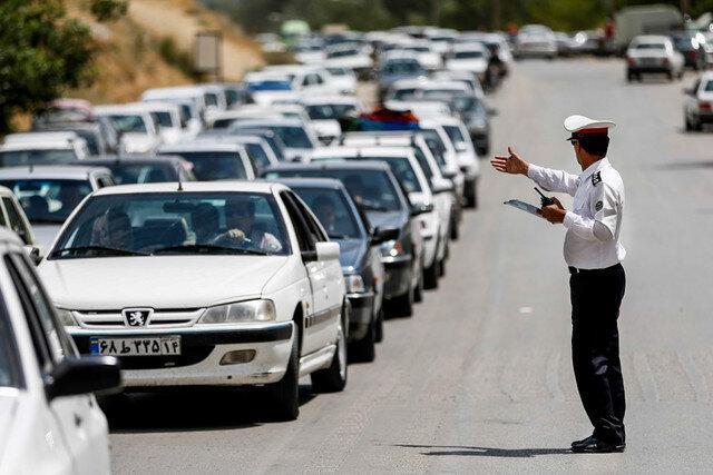خودروهای پلاک تهران یک روزه تعویض می شوند