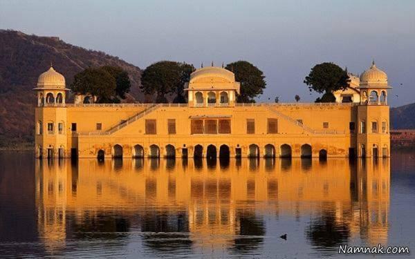 کاخ شناور جال محل؛ زیباترین کاخ زیرآبی جهان