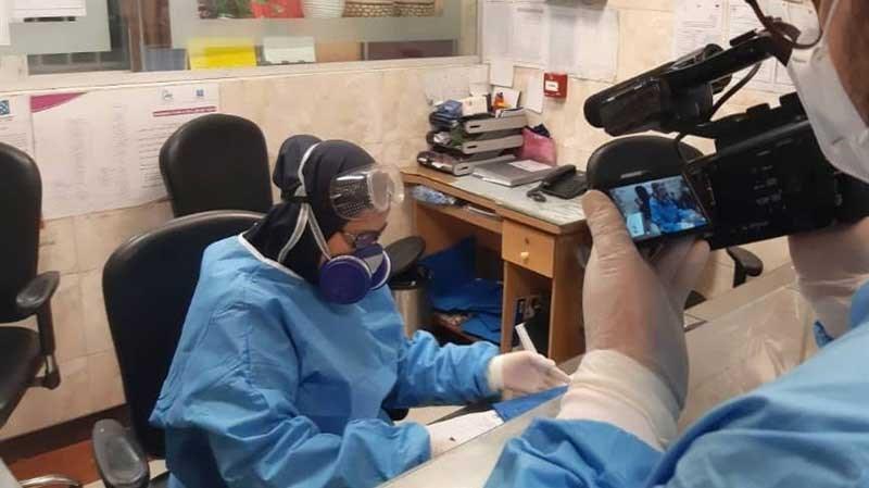فیلم مستند؛ سنگر اصلی برای ضبط مبارزه با ویروس ناخوانده، مستندسازی در روزهای شیوع کرونا هم تعطیل نمی گردد