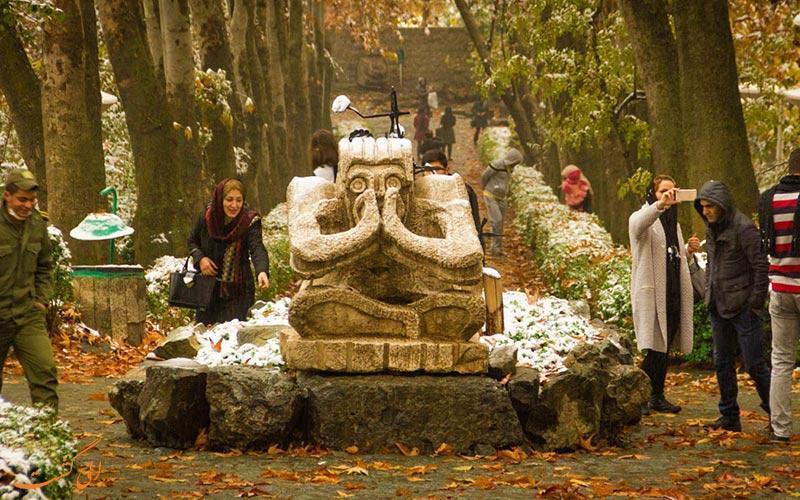 پارک جمشیدیه، بهترین انتخاب برای تفریح تهرانی ها!