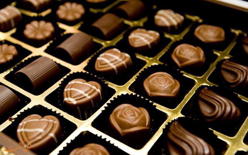 موزه ای به خوشمزگی شکلات در شهر کوتا دامانسارا مالزی!