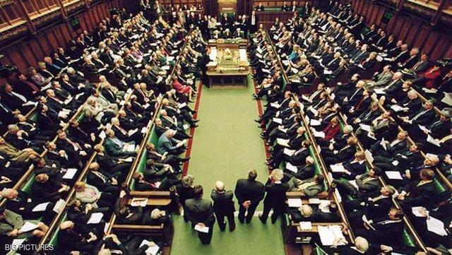 اعضای مجلس عوام انگلیس هم دور کار شدند