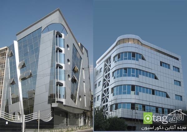 آشنایی با نمای کامپوزیت در ساختمان ها
