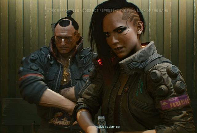 بازی Cyberpunk 2077 مناسب بچه ها نیست!
