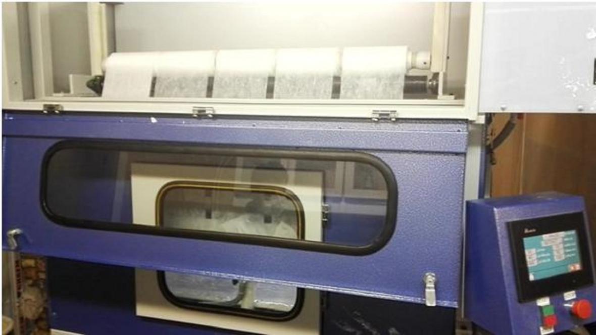 تولید و تجاری سازی دستگاه الکتروریسی نانوالیاف