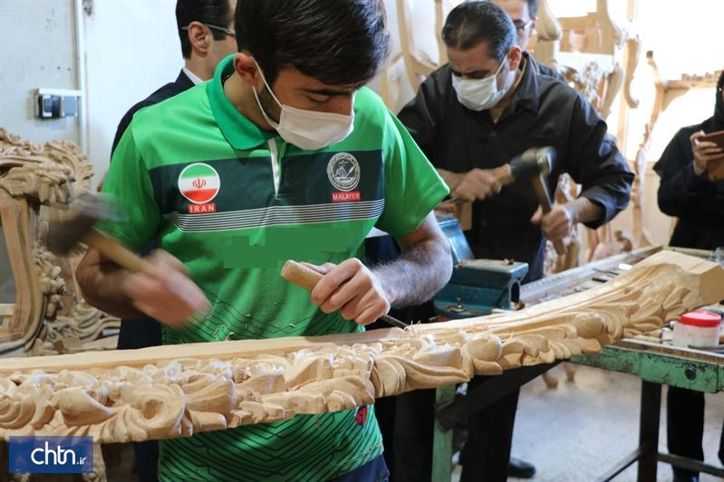 راه اندازی بازارچه صنایع دستی تویسرکان در اولویت است