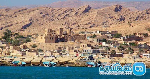شروع بازسازی گمرک تاریخی بندر سیراف بوشهر