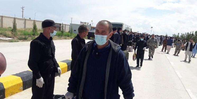 آزادی 58 زندانی افغانستانی از زندان های ترکمنستان