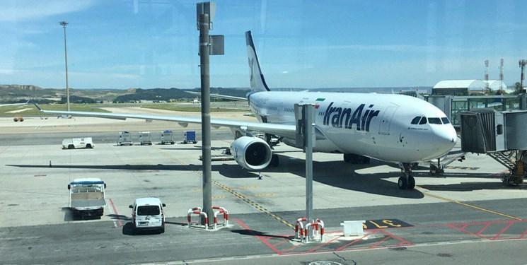 بازگشت 600 مسافر ایرانی از قبرس، اوکراین و تاجیکستان به ایران در هفته گذشته