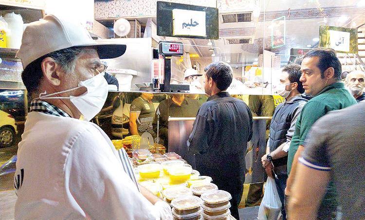 آمار نگران کننده رئیس اتحادیه صنف اغذیه فروشان و موادغذایی تهران از شرایط این صنف در دوره کرونا!
