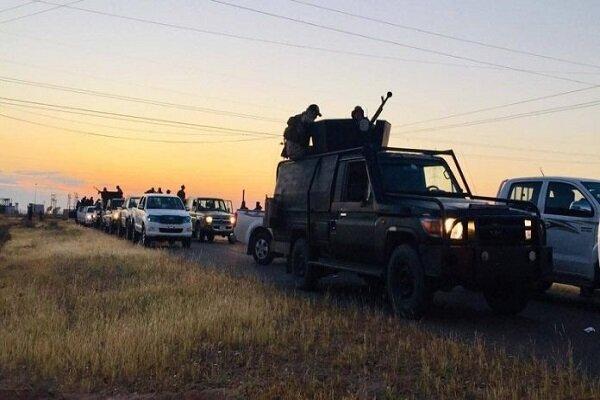 عملیات گسترده حشد شعبی عراق علیه داعش در شمال تکریت