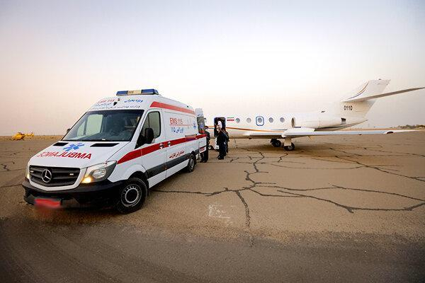 زمان انتظار اورژانس در بوشهر کمتر از میانگین کشور است