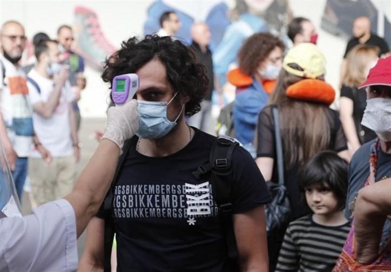 افزایش شمار مبتلایان به کرونا در اوکراین و گرجستان