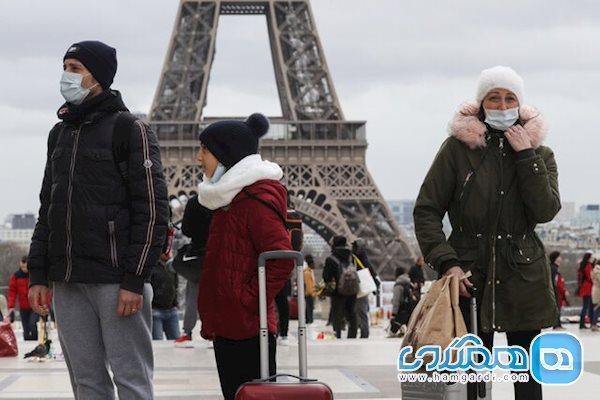قانونی جدید که سبب سردرگمی گردشگران پاریس شده است