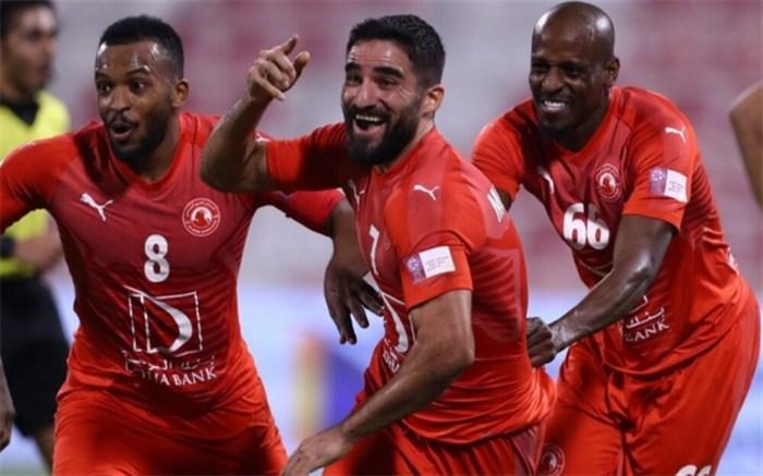 لیگ ستارگان قطر؛ ستاره ایرانی باز هم ناجی العربی شد