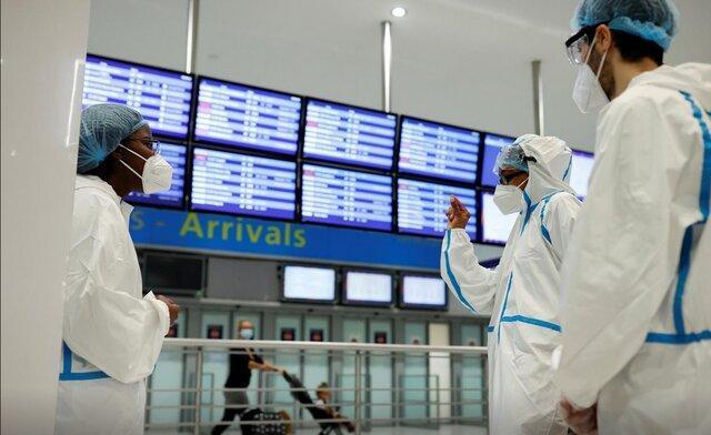 تدوین دستورالعمل جهانی تست کرونا از مسافران هوایی