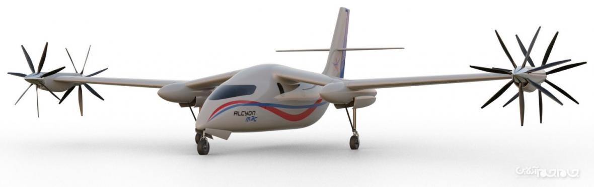 راه حلی برای کاهش زمان پرواز بین شهری؛ طراحی هواپیمای هیبرید