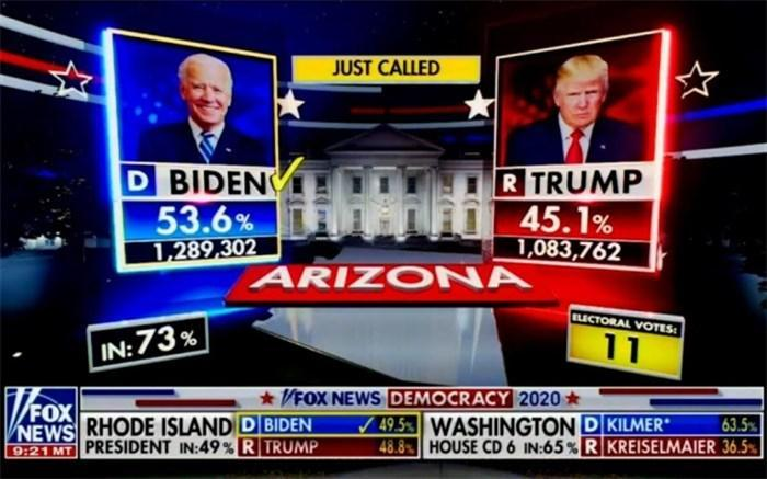 خشم ترامپ علیه فاکس نیوز