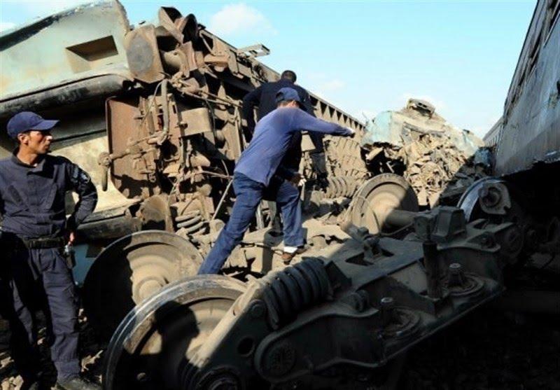 برخورد قطار مسافری و باری در قزوین، 20 مسافر مصدوم شدند