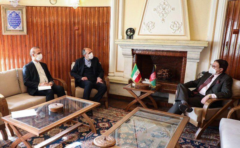 خبرنگاران تاکید ایران و افغانستان بر همکاری مشترک دربخش کشاورزی