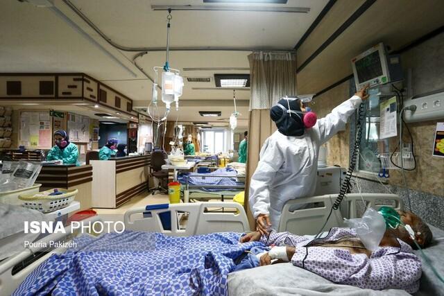 کاهش تدریجی بیمارستان&zwnjهای پذیرش&zwnjکننده کرونا در خوزستان