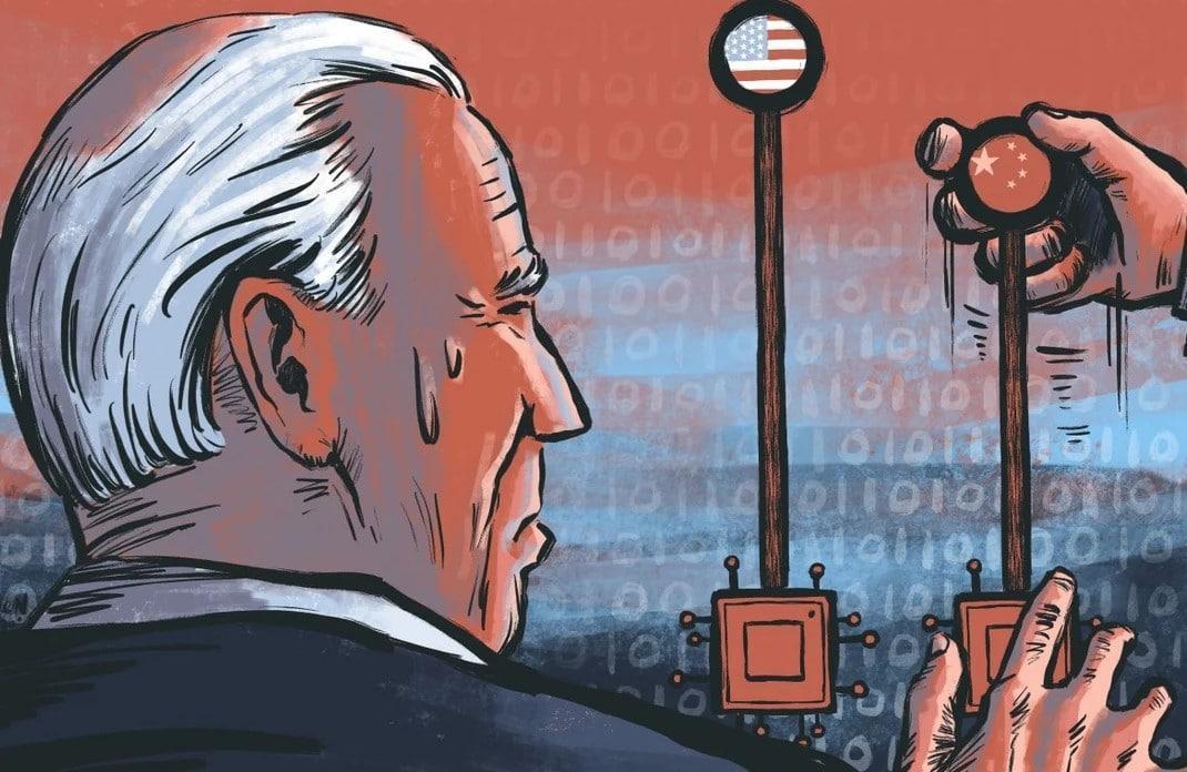 جو بایدن سیاست&zwnjهای ترامپ در جنگ فناوری با چین را ادامه می&zwnjدهد؟