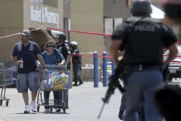 تیراندازی در یک مرکز خرید در کارولینای شمالی آمریکا