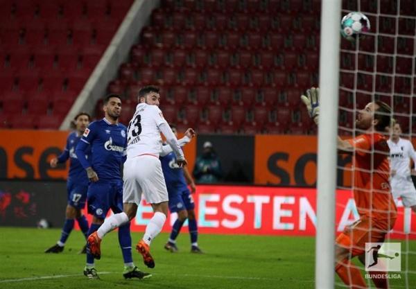 بوندس لیگا، شالکه از کسب نخستین پیروزی فصل خود بازماند