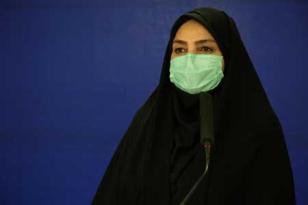 شرایط ناپایدار کرونا در ایران