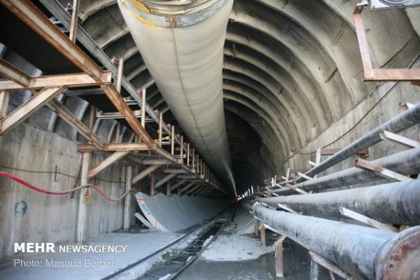 فناوری های پیشرفته حفر تونل آب رسانی را تسهیل می کند