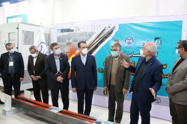ایران به فناوری سخت کاری انفجاری سوزن ریل دست یافت ایران به فناوری سخت کاری انفجاری سوزن ریل دست یافت