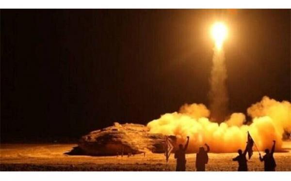 حمله موشکی یمن به آرامکو عربستان