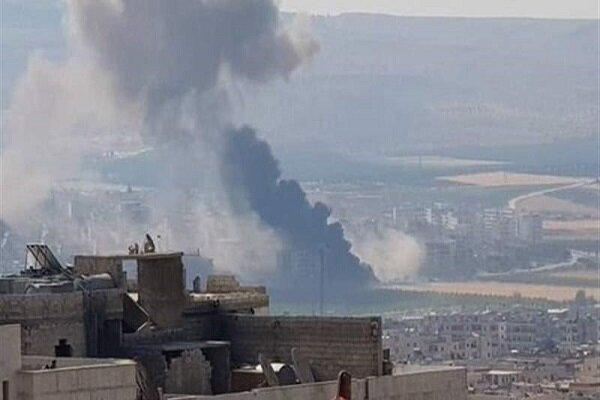 درگیری های شدید در شهر راس العین در شمال سوریه