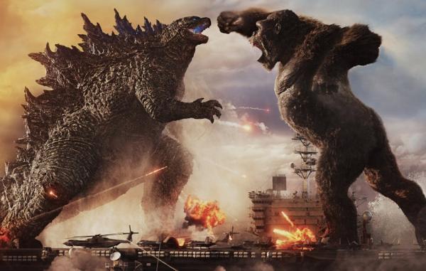 گودزیلا علیه کونگ؛ کشتی کج هیولاها چگونه سینماها را نجات داد؟