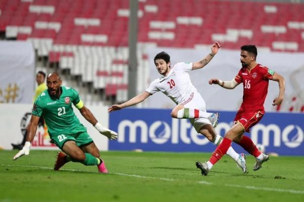 تیم ملی فوتبال ایران چگونه به مرحله دوم صعود می نماید؟
