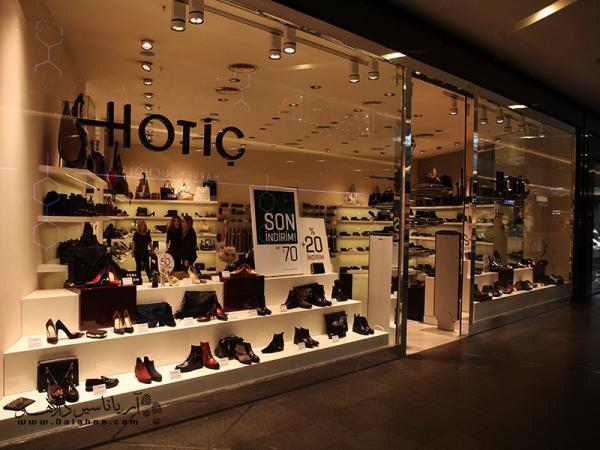 راهنمای خرید کیف و کفش در استانبول