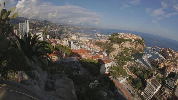 موناکو خاک خود را در دریا توسعه می دهد