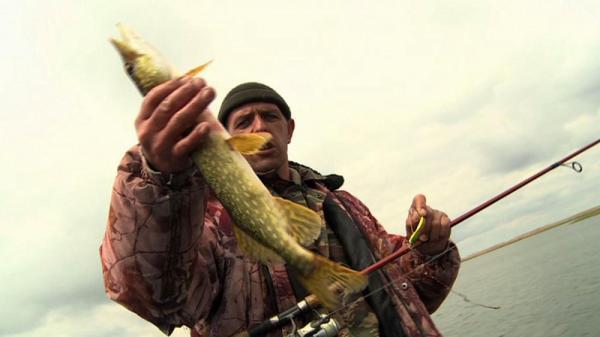 ماهیگیری در دلتای ولگا از لذت تا تامین معاش